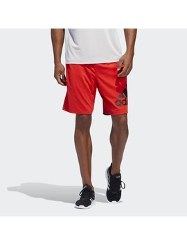 4 Krft Sport Badge Of Sport Shorts by Adidas