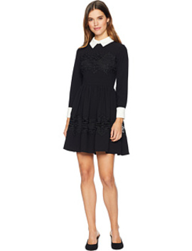 Haeden Collared Full Sleeve Dress by Ted Baker