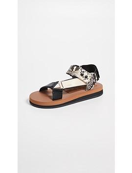 Inca Sandals by Joseph