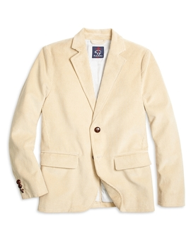 Boys Corduroy Sport Coat by Brooks Brothers