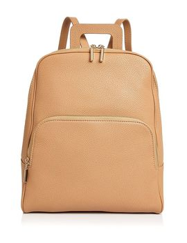 Robert Leather Backpack by Tmrw Studio