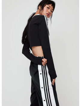 Cropped Longsleeve by Adidas