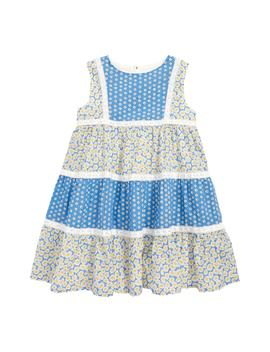 Floaty Hotchpotch Dress by Boden