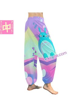 My Neighbour Harem Pants by Etsy