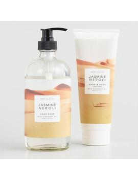 Desert Valley Jasmine Neroli Hand And Body Care Collection by World Market