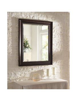Krawczyk Rustic Beveled Distressed Accent Mirror by Union Rustic