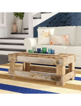 Sturminster Coffee Table by Highland Dunes