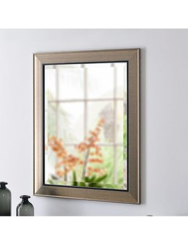 Meador Accent Mirror by Winston Porter