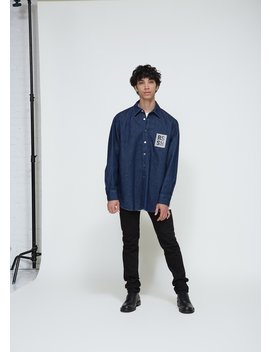 Carryover Denim Shirt by Raf Simons
