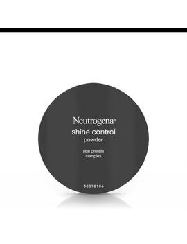 Neutrogena Shine Control Powder   .37oz by Neutrogena