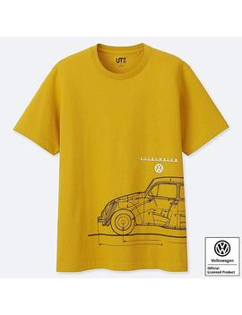 The Brands Volkswagen Short Sleeve Graphic T Shirt by Uniqlo