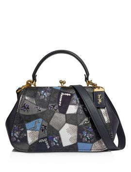 Coach 1941 Signature Patchwork Frame Shoulder Bag   100 Percents Exclusive by Coach