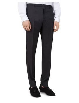 Turbo Wool Slim Fit Trousers by The Kooples