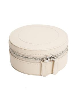 Sophia Round Zip Case by Wolf