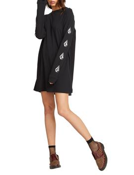 What A Trip T Shirt Dress by Volcom