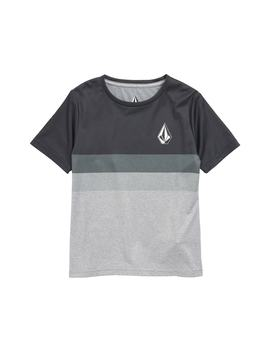 Lido Colorblock Rashguard by Volcom