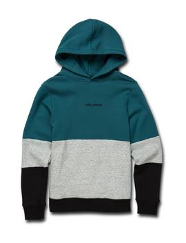 Single Stone Division Pullover Hoodie by Volcom