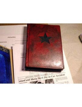 The Winter Soldier   Diary For Entries by Etsy