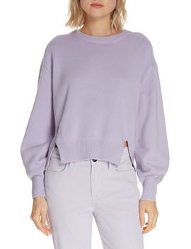 Swing Wool & Cashmere Sweater by Frame