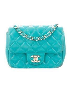 2017 Mini Classic Single Flap Bag by Chanel