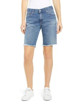Nikki Relaxed Bermuda Shorts by Ag