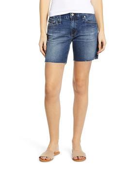 Becke Cutoff Denim Shorts by Ag