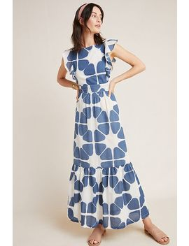 Seville Maxi Dress by Porridge