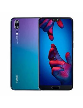Huawei P20 128 Gb Single Sim (Gsm Only, No Cdma) Factory Unlocked 4 G/Lte Smartphone (Twilight)   International Version by Huawei