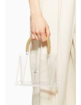 Glow Acrylic Mini Grab Bag by Topshop