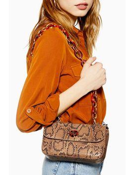 Cyprus Shoulder Bag by Topshop