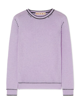 Cashmere Sweater by Marni