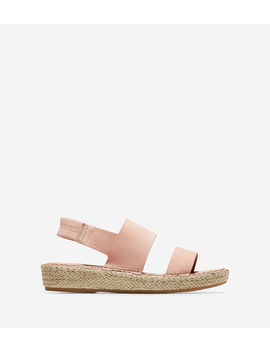 Cloudfeel Espadrille Sandal by Cole Haan