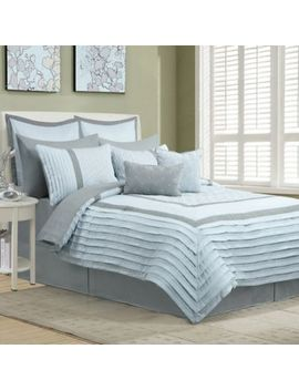 Chantelle 12 Piece Comforter Set by Bed Bath And Beyond
