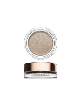 Clarins Ombre Iridescent Aqua Eyeshadow, Silver / Ivory by Clarins