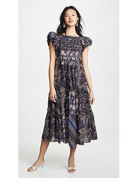 Zoya Dress by Ulla Johnson