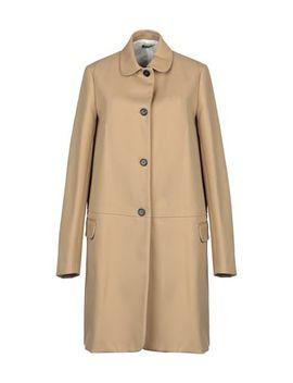 Jil Sander Navy Full Length Jacket   Coats & Jackets by Jil Sander Navy