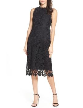 Lace Midi Dress by Sam Edelman