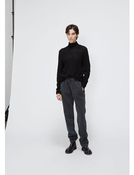 Embroidered Trouser by Acne Studios