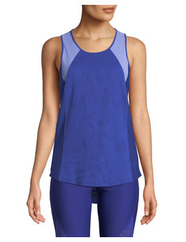 Vanish Open Back Mesh Tank by Under Armour