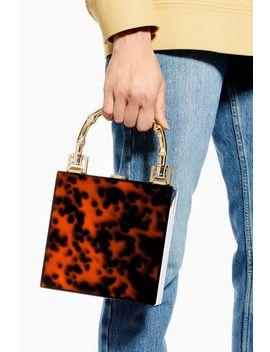 Georgia Acrylic Grab Bag by Topshop