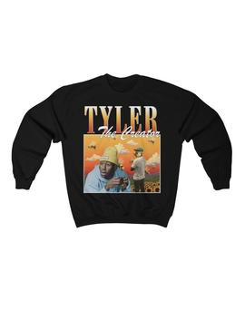 Tyler The Creator Flower Boy Mesh Sweatshirt Tyler The Creator Homage Sweatshirt by Etsy