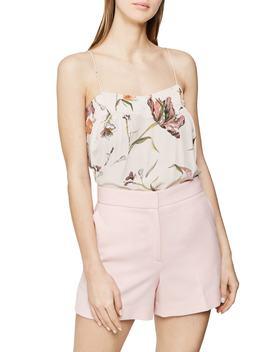 Lois Floral Camisole by Reiss