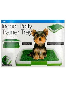 Kole Imports Indoor Potty Trainer Tray by Kole Imports