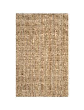 Abrielle Natural Area Rug by Highland Dunes