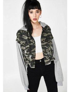Chic Bandit Denim Jacket by