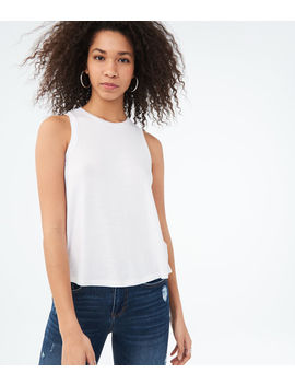 Seriously Soft Solid Tank by Aeropostale