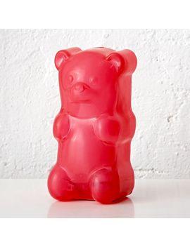 Pink Gummy Bear Night Light by Crate&Barrel