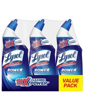 Lysol Power Toilet Bowl Cleaner by Lysol