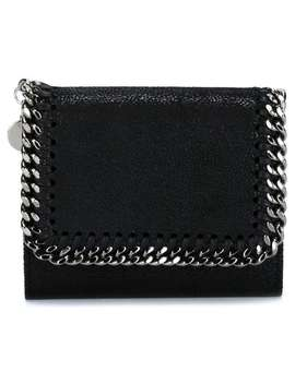 Mini 'falabella' Flap Wallet by Stella Mc Cartney