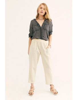 Trapunto Pants by Free People